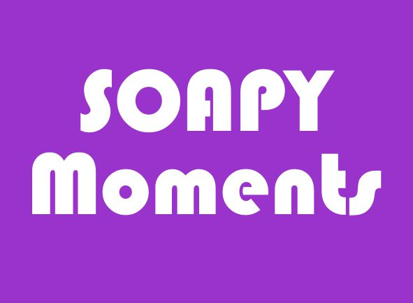 Soapy Moments