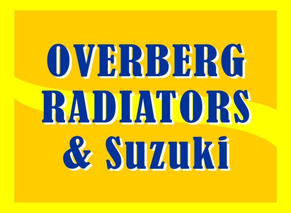 Overberg Radiators & Suzuki